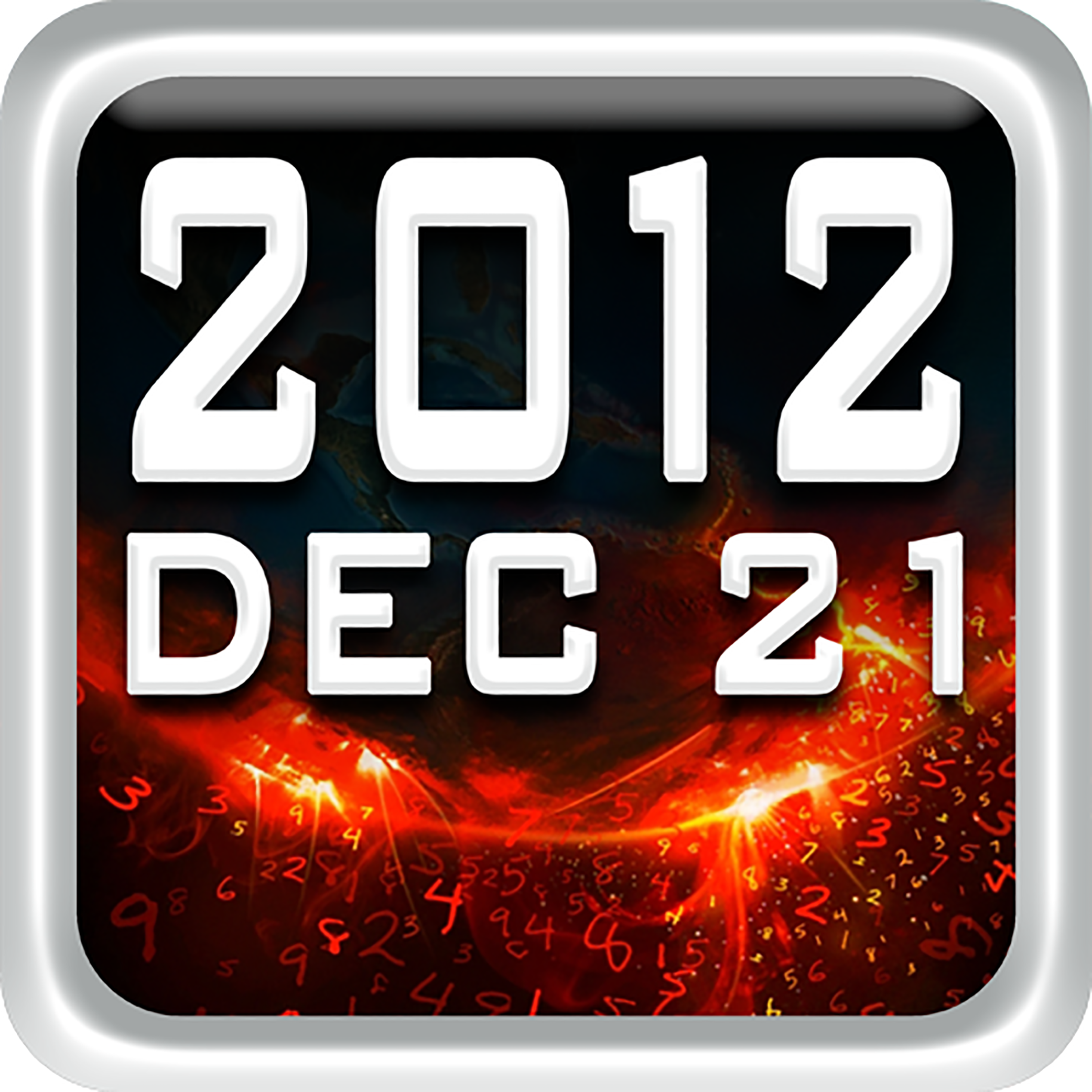 2012 End of the World Countdown